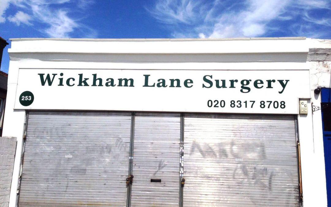 Wickham Lane