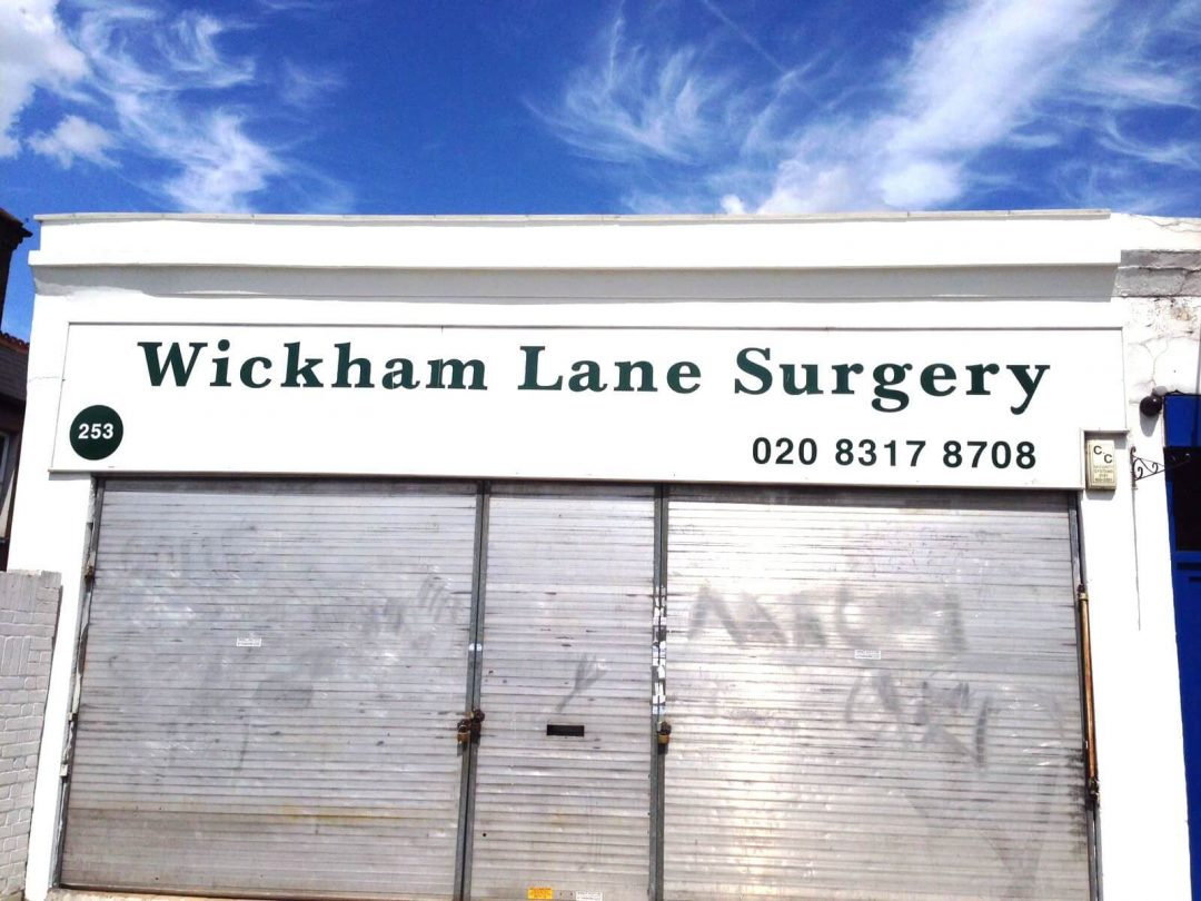 Wickham Lane